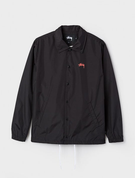 Stussy - Funk Coach Jacket - Black