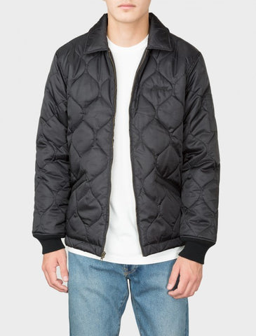 Stussy - Quilted Work Jacket - Black
