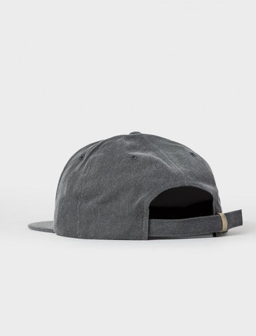 Stussy - Washed Twill Strapback - Black