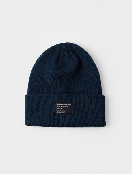 Stussy - Watch Cap Beanie - Blue