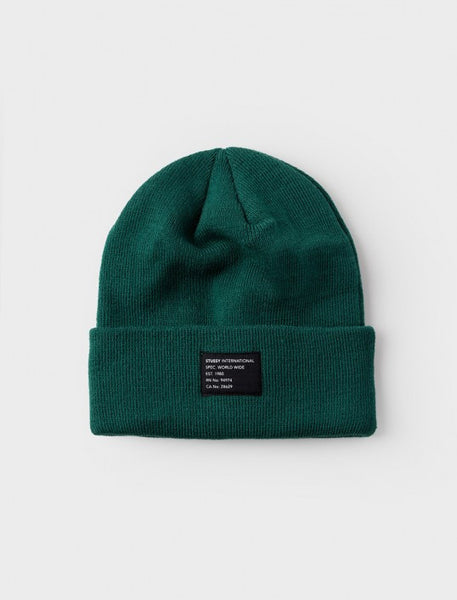 Stussy - Watch Cap Beanie - Green