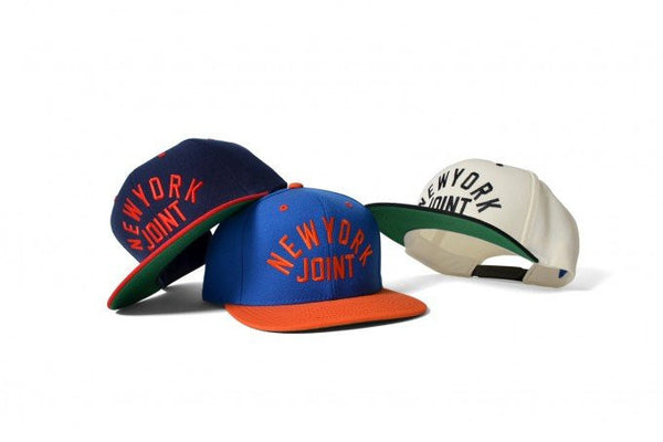 Lafayette - New York Joint Snapback - Royal Blue