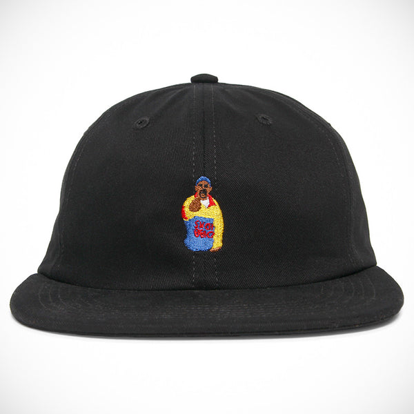 Acapulco Gold - Chef 6 Panel Cap - Black