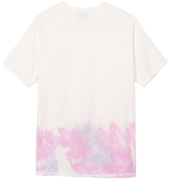 Stussy - Clouds Tie Dye T-Shirt - Natural