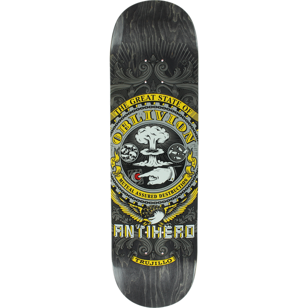 Anti Hero - Trujillo State of Mind Deck - 8.75""