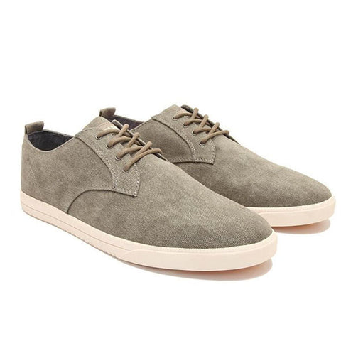 Clae - Ellington Textile - Brindle Canvas