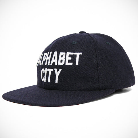 Acapulco Gold - Alphabet City 6 Panel Cap - Navy