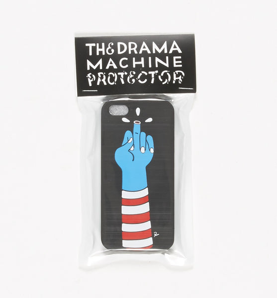 By Parra - iPhone Finger Case - Black