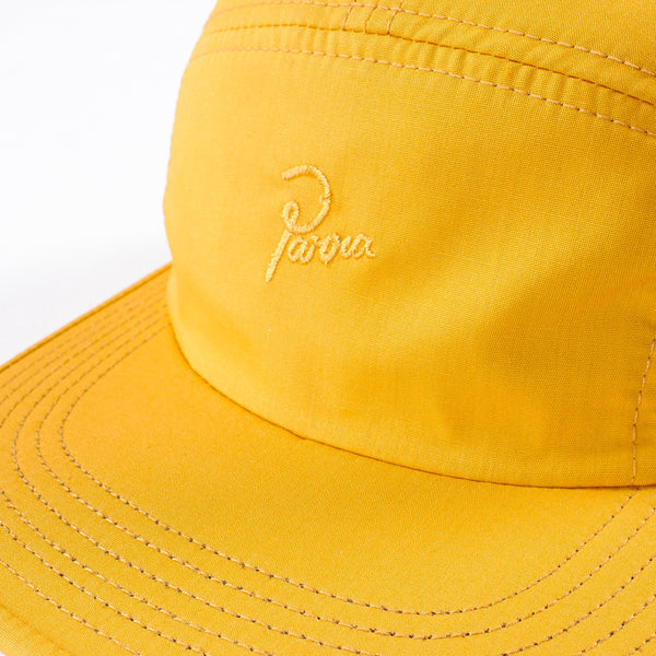 By Parra - Tonal Logo Volley 5-Panel - Gold Yellow