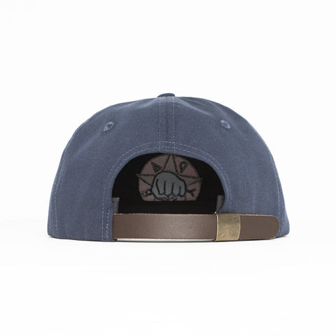 By Parra - 6 Panel Hat Party - Navy Blue