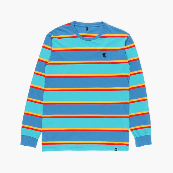 By Parra - Multistripe L/S T-Shirt - Multi