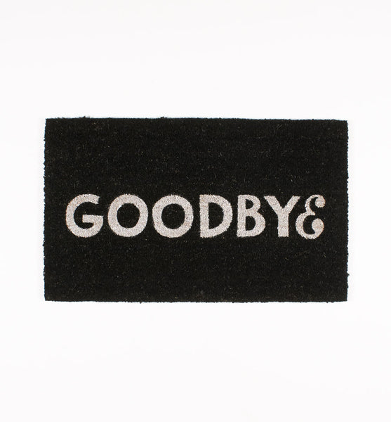 By Parra - Goodbye Doormat - Black