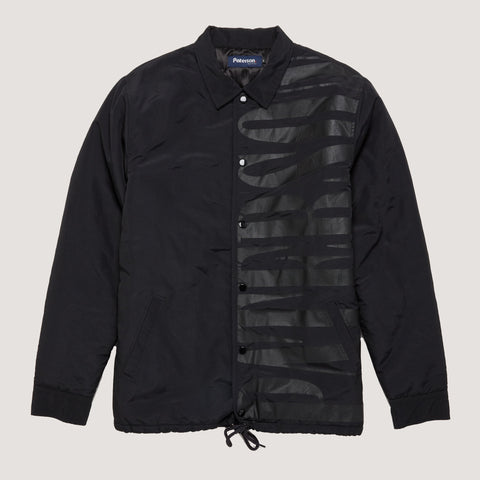 Paterson - Nightfall Coaches Jacket - Black