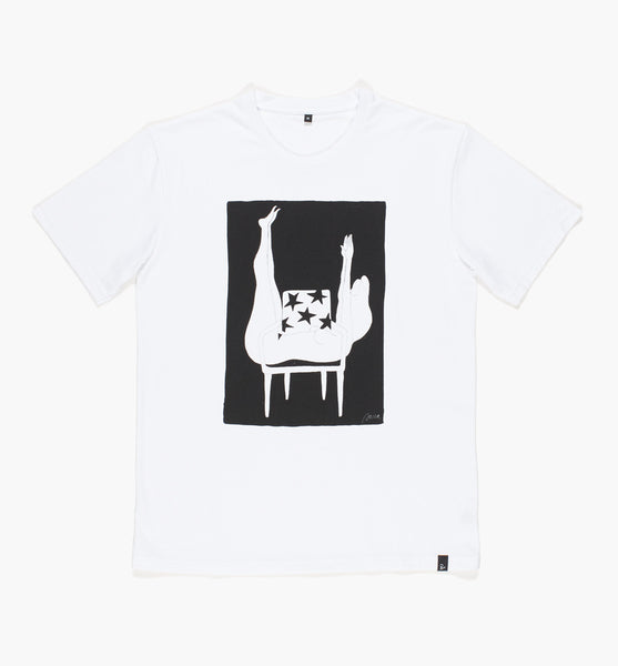 By Parra - Van Gogh T-shirt - White