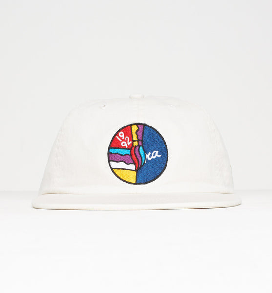 By Parra - 1992 6 Panel Cap - Natural