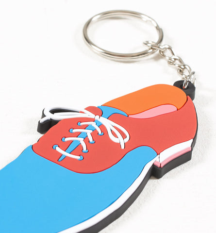 By Parra - Shoe Keychain - Multi Color