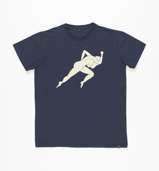 By Parra - Lust T-Shirt - Navy Blue