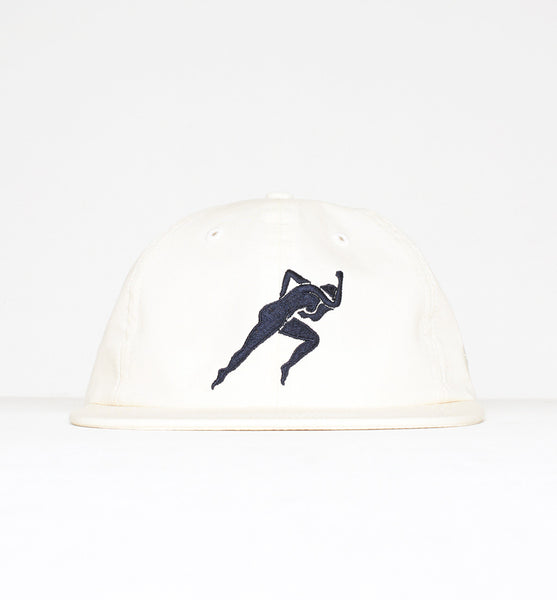 By Parra - Lust 6-Panel Hat - Natural