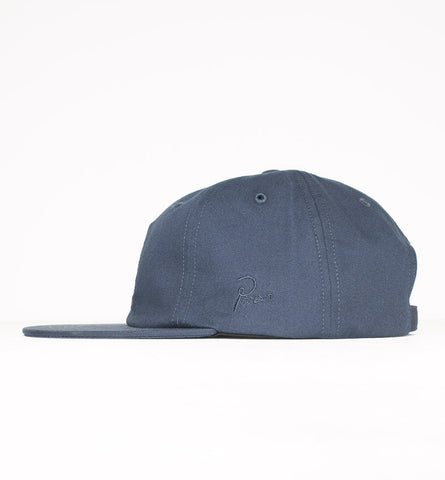 By Parra - Flame Holder 6 Panel Hat - Navy