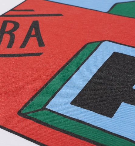 By Parra - Garage T-Shirt - White