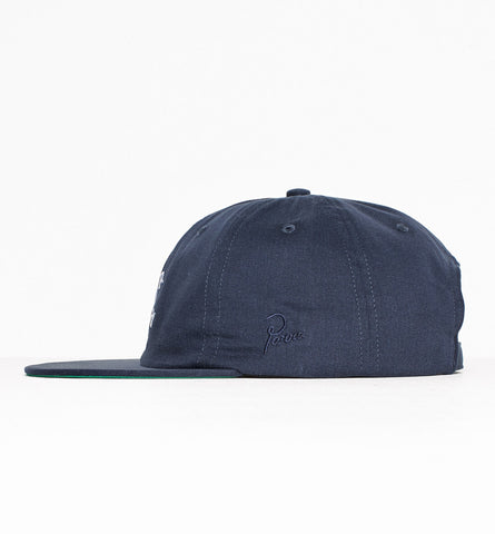 By Parra - Stomp 6-Panel Hat - Navy Blue