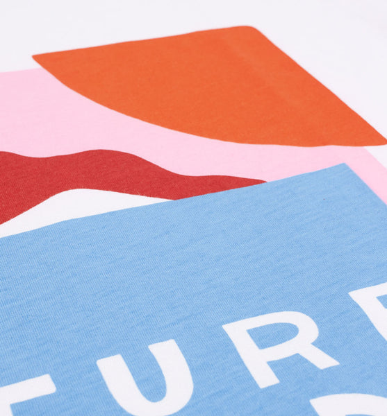 By Parra - Future Islands T-Shirt - White