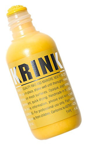 KRINK - K-60 - Yellow