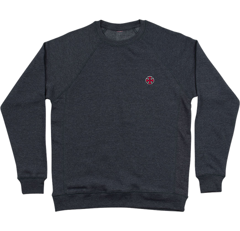 Independent - Cross Crewneck - Midnight