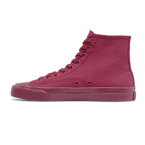 PF Flyers - All American Center Hi - Maroon