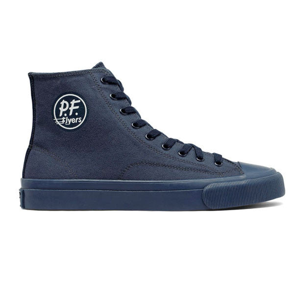 PF Flyers - All American Center Hi - Navy