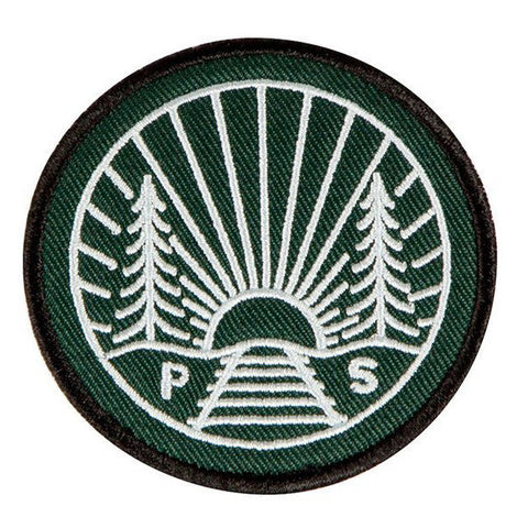 Poler - R&R Iron On Patch - Green