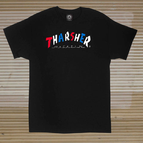 Thrasher - Knock-Off Tee - Black