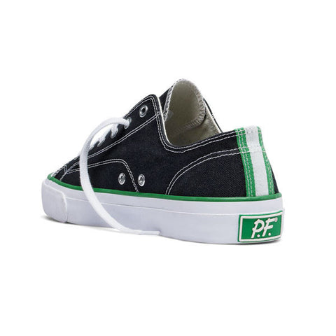 PF Flyers - All American Center Lo - Black Canvas