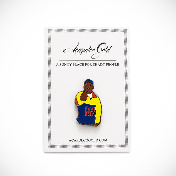 Acapulco Gold - AG x Pin Trill Chef Lapel Pin - Multi