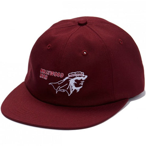ABC Hat Co. - Hollywood High Snapback - Maroon