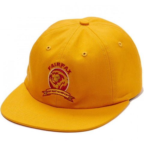 ABC Hat Co. - Fairfax High Snapback - Yellow