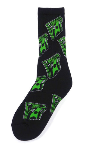 40s & Shorties - Bank Roll Socks - Black