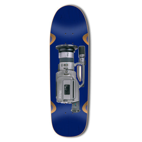 "Skate Mental - VX Cruiser 9.25"" - Blue"