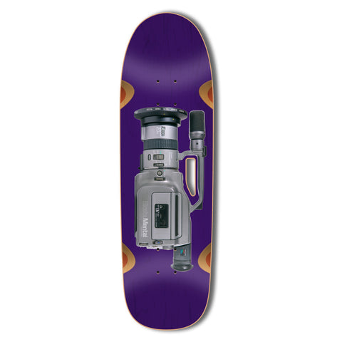 "Skate Mental - VX Cruiser 9.25"" - Purple"