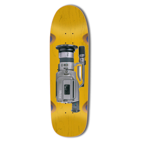"Skate Mental - VX Cruiser 9.25"" - Yellow"