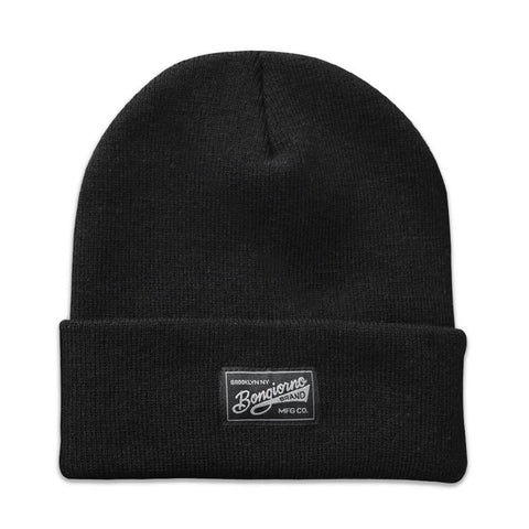 Bongiorno - New York Beanie - Black