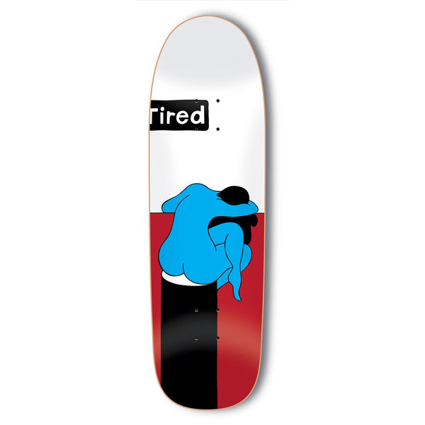 "Tired - Bar Tired 9.25"" Cruiser - Multi"