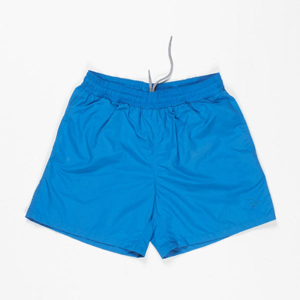 By Parra - Parra Logo Summer Trunks - Blue