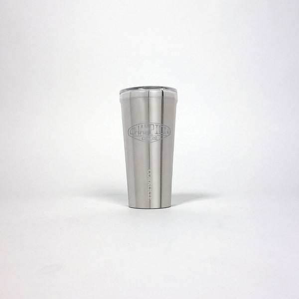 COA Brooklyn - Champion Coffee Anniversary Collaboration Tumbler - Metallic