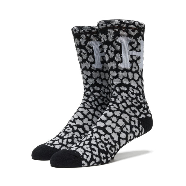 HUF - Cheetara Crew Sock - Black