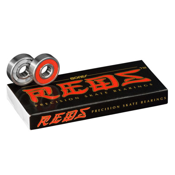 Bones - China Reds Bearings