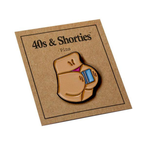 40s & Shorties - Credit Card Pin - Multi