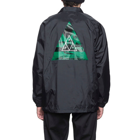 HUF - Dimensions Coaches Jacket - Black