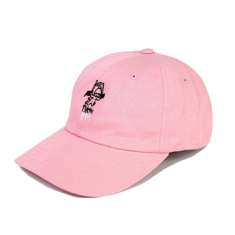 Psychic Hearts - Eliminator Jr. Logo Hat - Pink