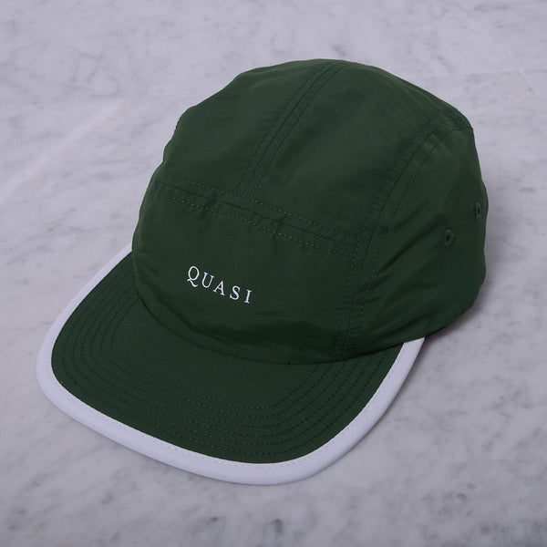 Quasi - Five 5 Panel Hat - Forest